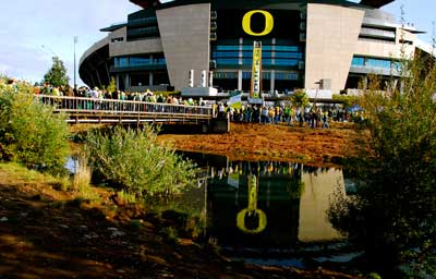 Autzen Stadium South